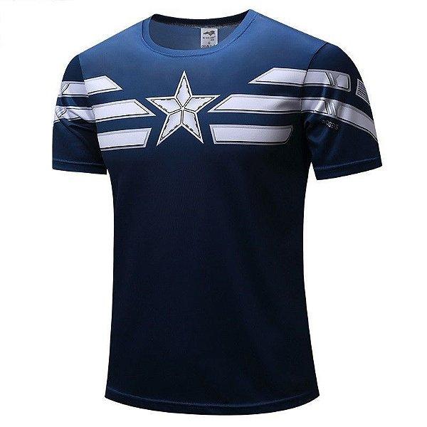 T-shirt América