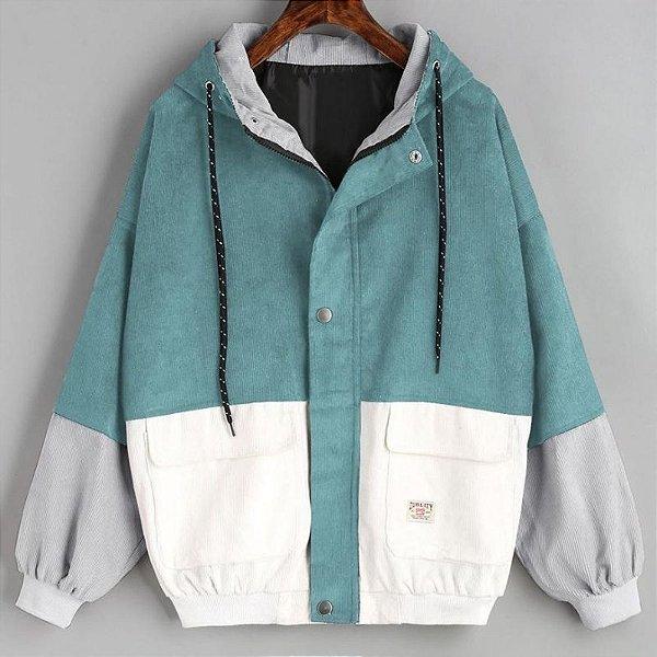 Jaqueta Blusão - 4 cores