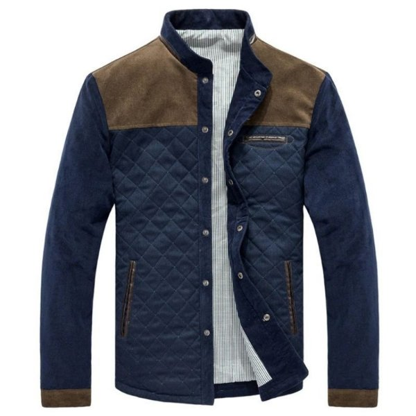 Jaqueta Recortes - 2 cores