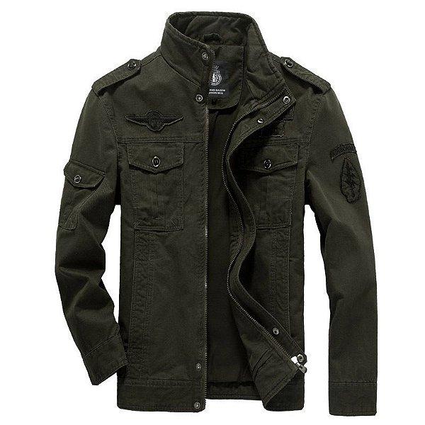 Jaqueta Militar - 3 cores