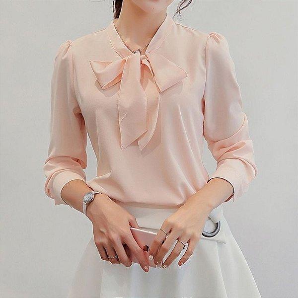 Blusa Laço - 2 cores