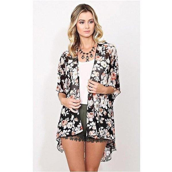 Kimono Rosas