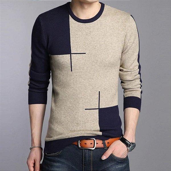 Suéter Duo - 3 cores