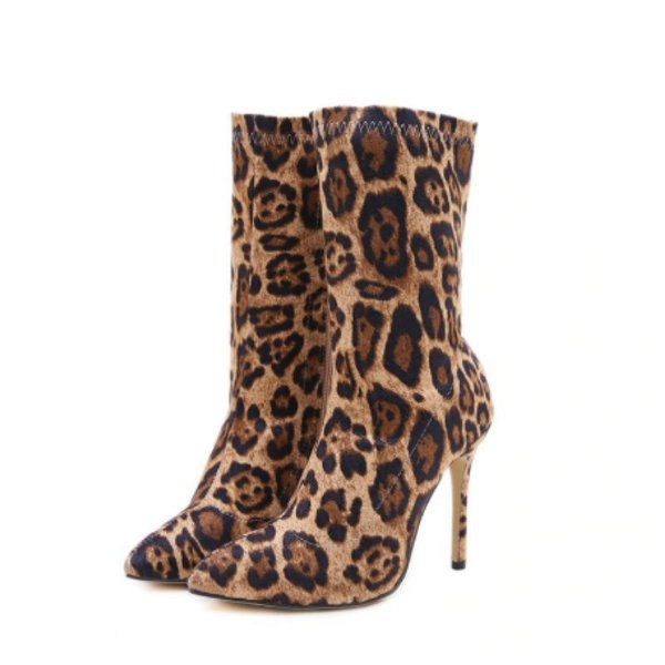 Bota Leopardo