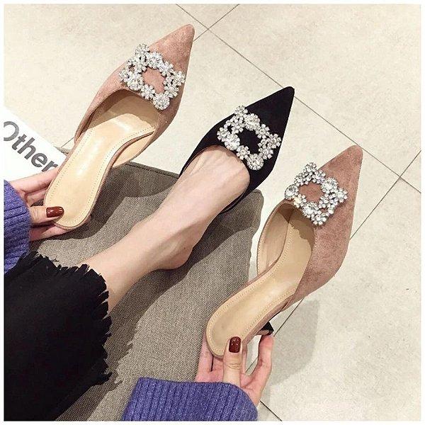 Sapato Fivela - 2 cores