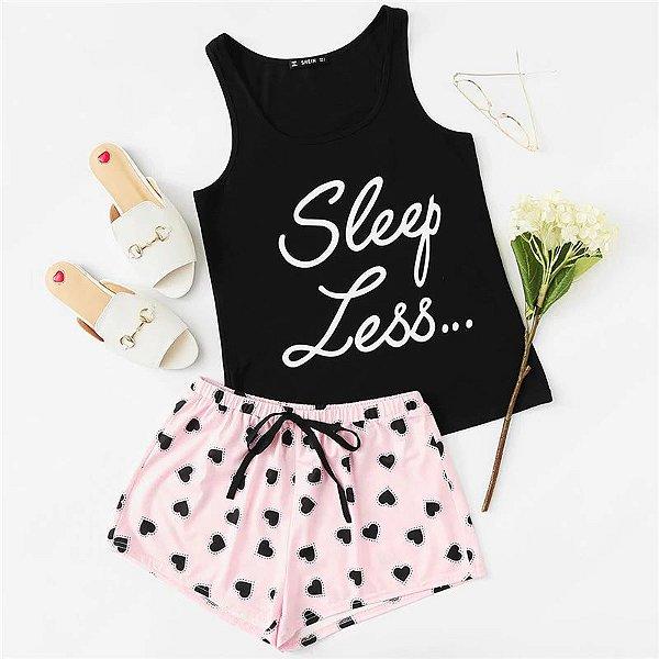 Pijama Sleep Less