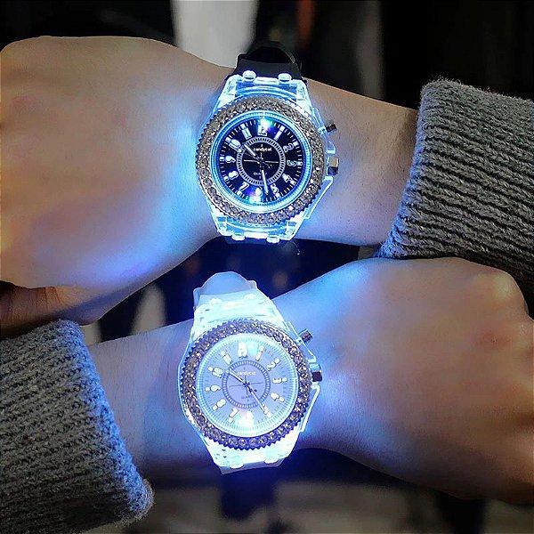 Relógio Luminoso - 2 cores