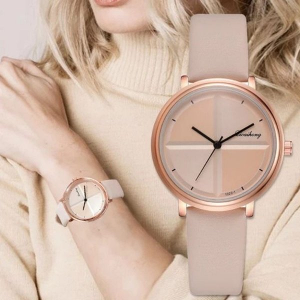 Relógio Soft Dial - 7 cores