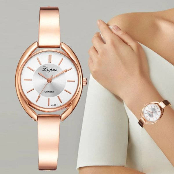 Relógio Luxo - 4 cores