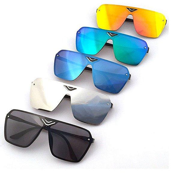 Óculos de Sol Futurista - 5 cores