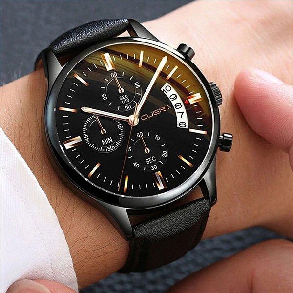 Relógio Hombre - 8 cores