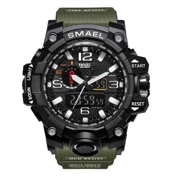 Relógio Militar SMAEL - 6 cores