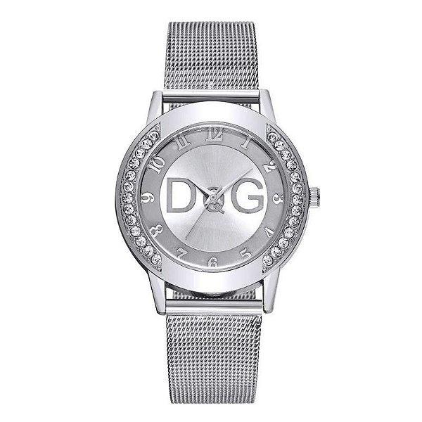 Relógio DG - 2 cores