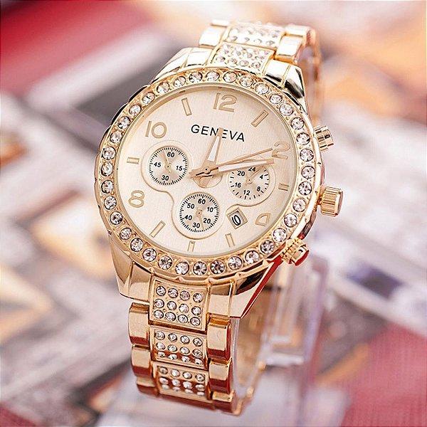 Relógio Lady - 3 cores
