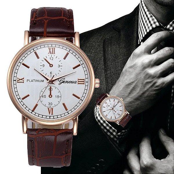 Relógio Casual - 2 cores