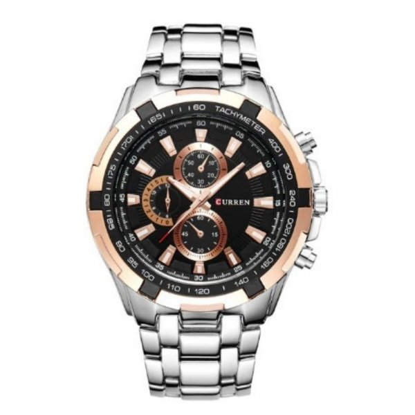 Relógio Quartz CURREN - 6 cores