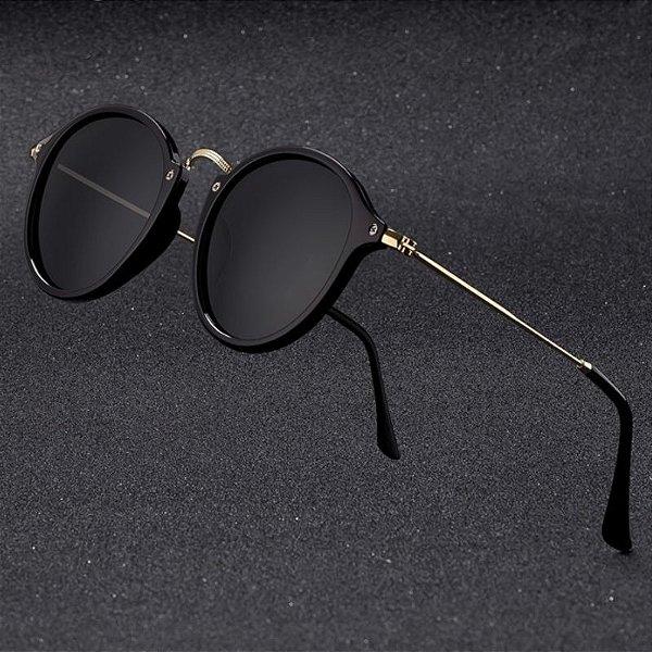 Óculos Feminino Redondo - 4 cores