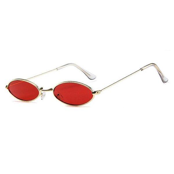 Óculos de Sol Oval - 6 cores