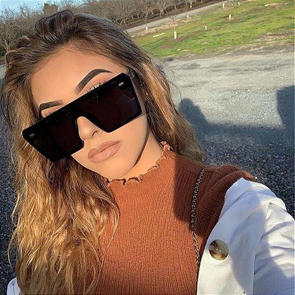 Óculos de Sol Oversize Square - 6 cores
