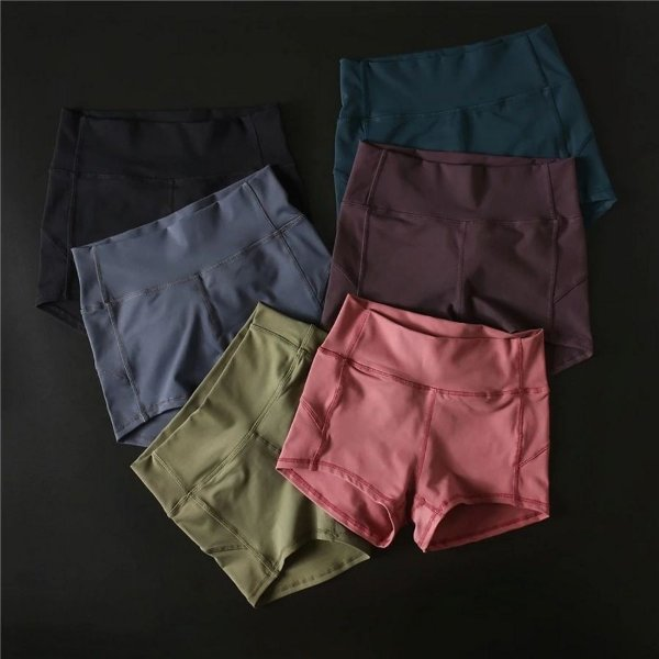 Short Curto - 6 cores