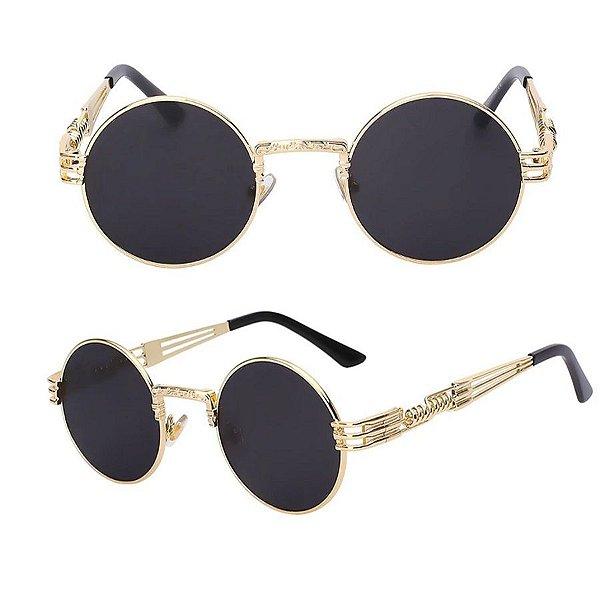 Óculos Steampunk - 8 cores