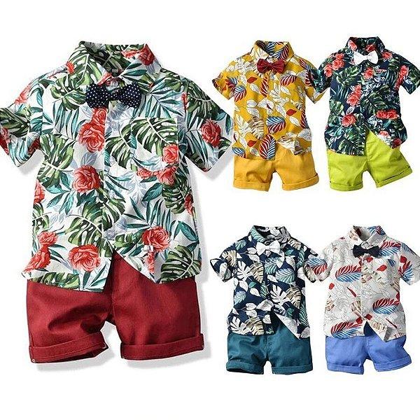 Conjunto Havaí - 5 cores