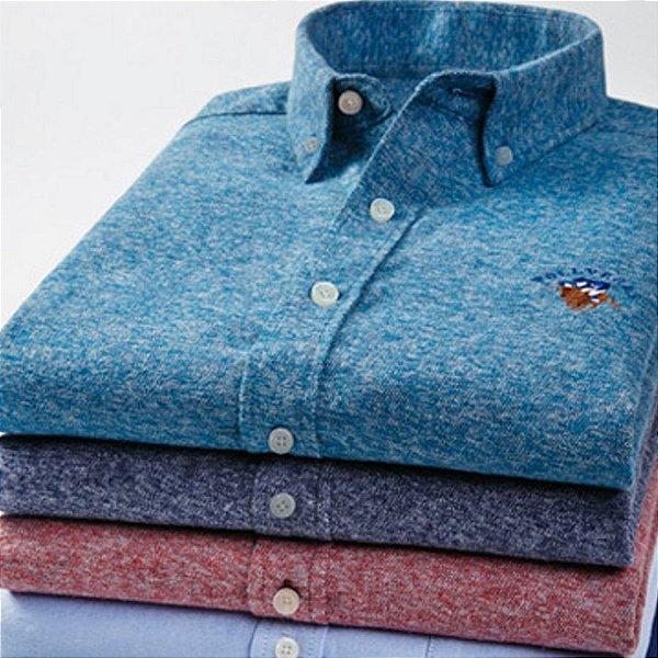 Camisa Masculina Vegas - 3 cores