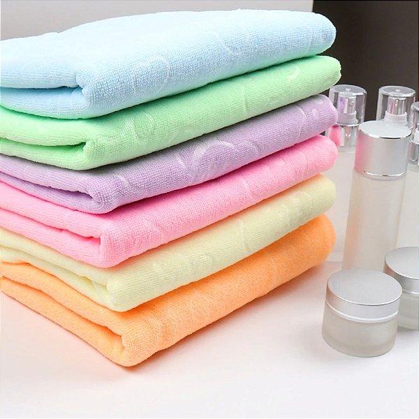 Toalha de Banho Baby Colors - 6 cores
