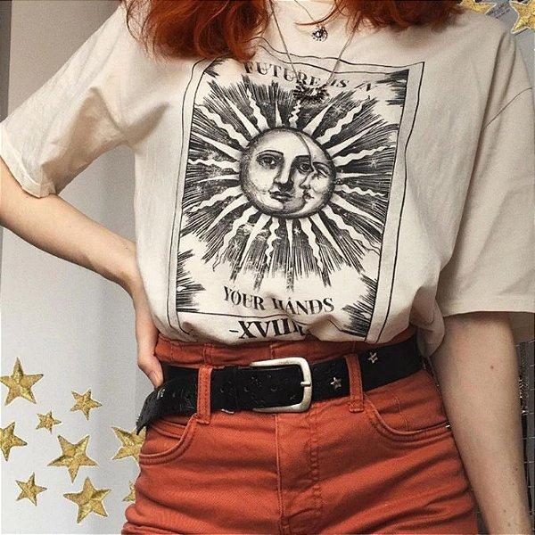 Blusa Sun & Moon