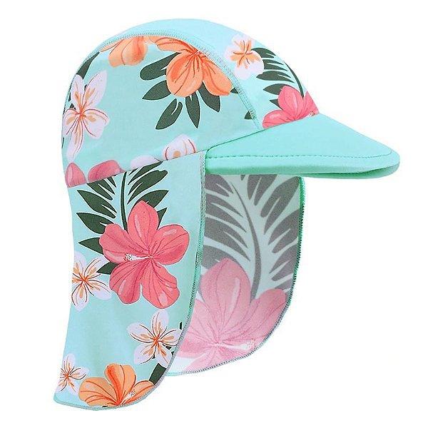 Chapéu Floral - 2 cores