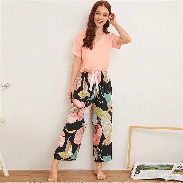 Pijama Rose Plantas