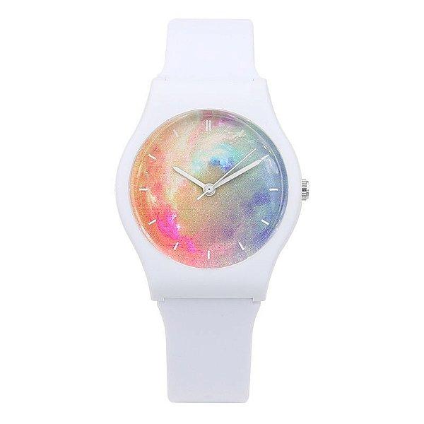Relógio Galaxy Colors - 6 cores