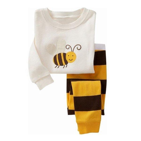 Pijama Bichinhos - 5 cores
