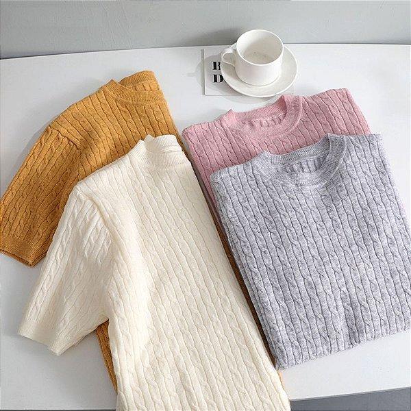 Blusa Cashmere - 4 cores
