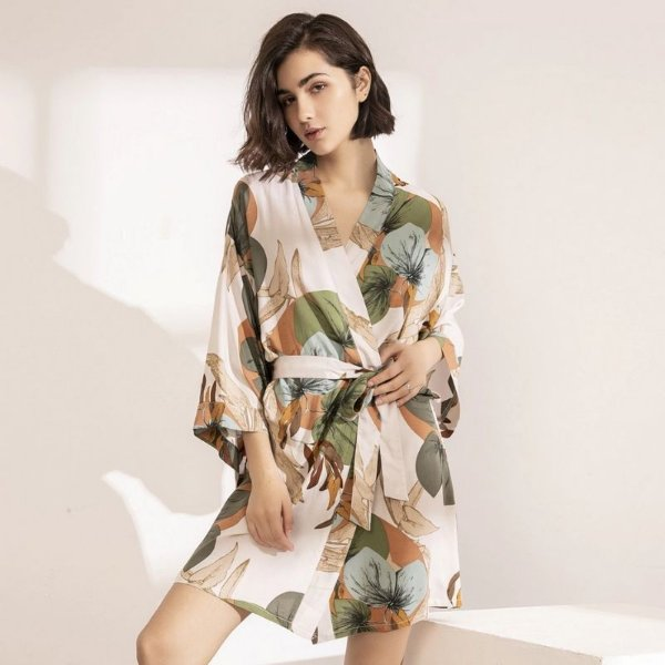 Robe Floral - 5 cores