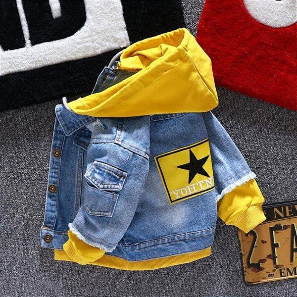 Jaqueta Jeans Star - 2 cores