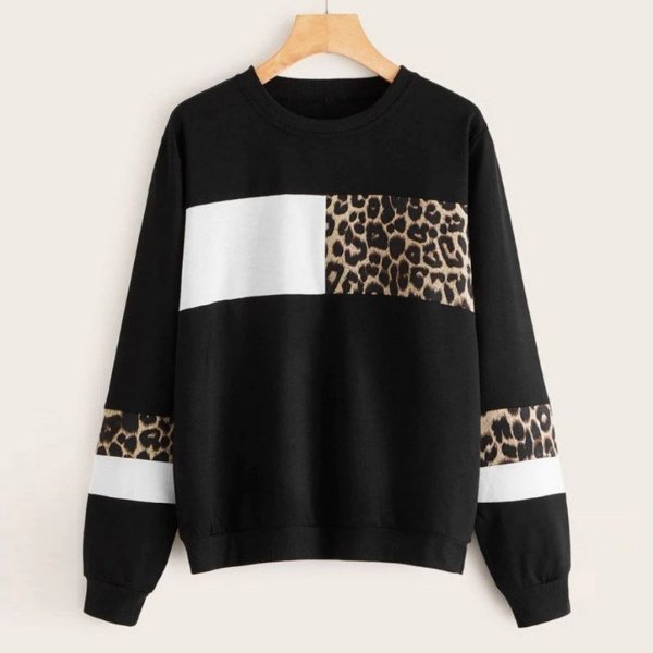 Moletom Animal Print - 3 cores