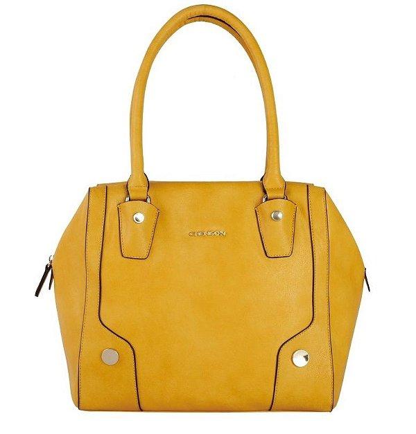 Bolsa Shopper Amarela