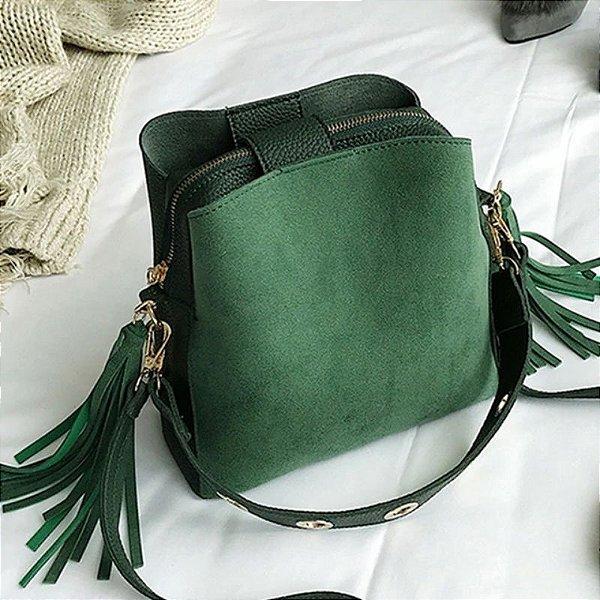 Bolsa Saco Divisórias - 4 cores