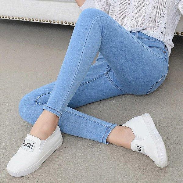 Calça Jeans Skinny Básica - 4 cores