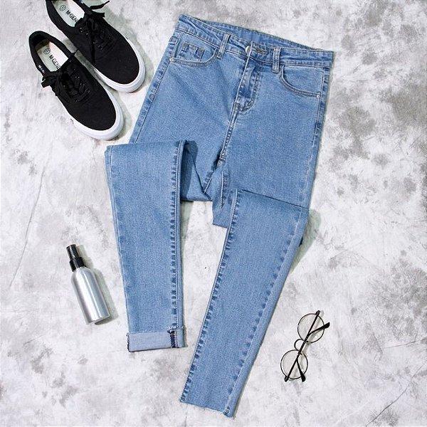 Calça Jeans Simples - 3 cores