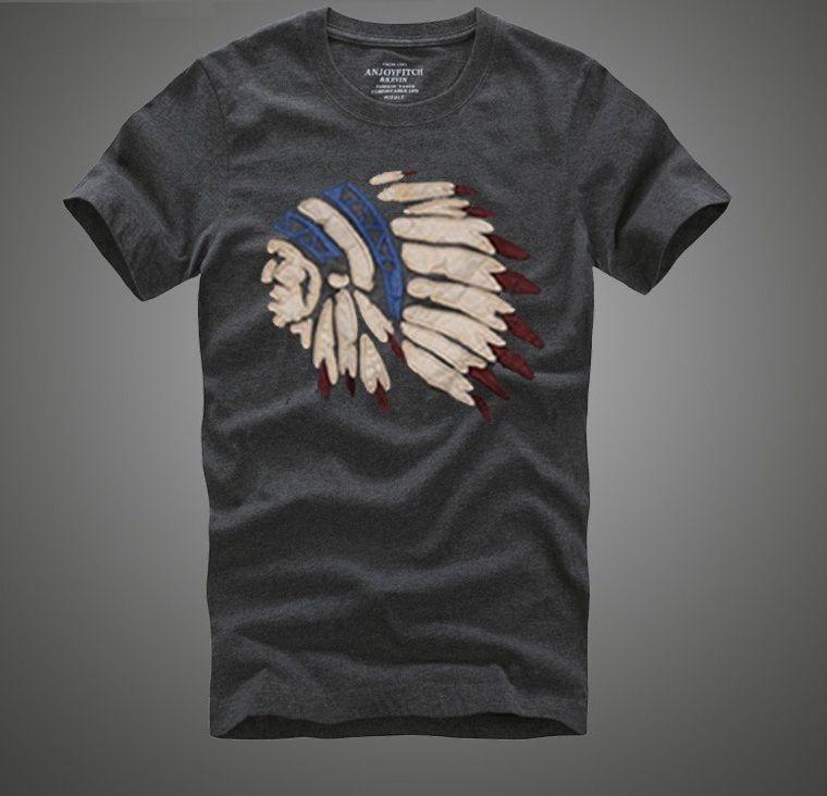 T-shirt Índio Masculina - 4 cores