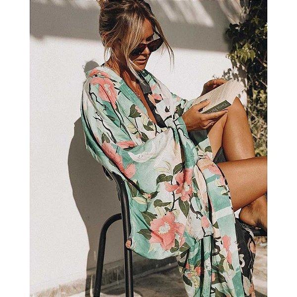 Kimono Longo Summer