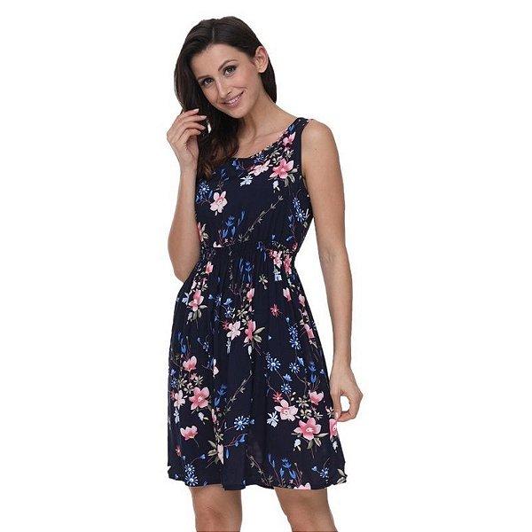 Vestido Floral Summer - 5 cores
