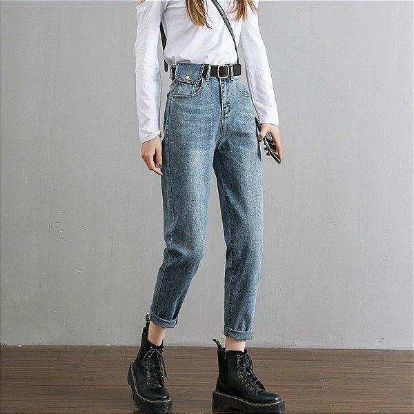 Calça Jeans Retrô - 2 cores