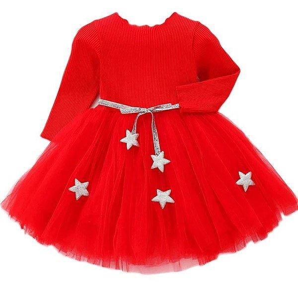 Vestido Tule Winter - 3 cores