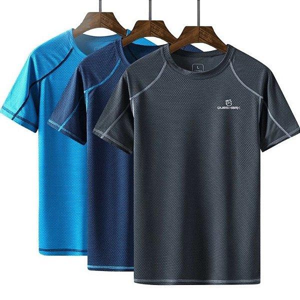Camiseta Quick Dry - 6 cores