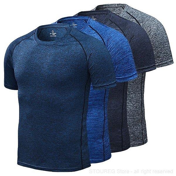 Camiseta Runner - 4 cores