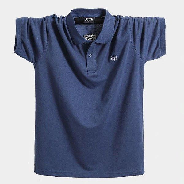 Camiseta Polo Verão - 6 cores