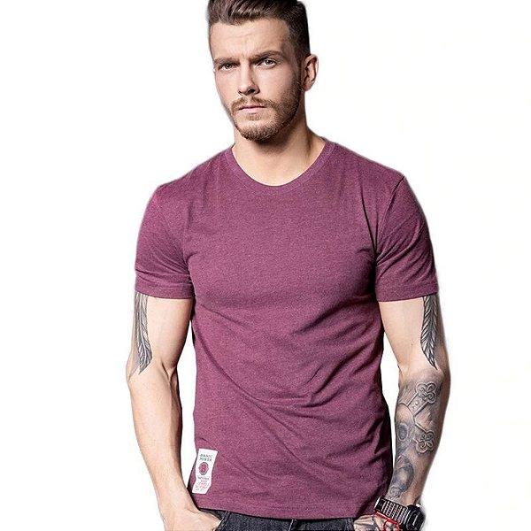 Camiseta Simples Basic - 7 cores